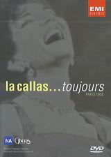Maria Callas : La Callas ... toujours (DVD)