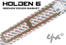 HOLDEN 6 CYL 149 161 173 179 186 202 CORK ROCKER COVER GASKET RED BLUE & BLACK