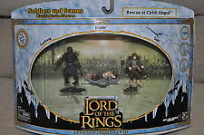 LORD OF RINGS AOME ARMIES MIDDLE EARTH RESCUE AT CIRITH UNGOL GORBAG MISSPELLED