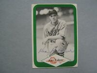 KEN  KELTNER  (Died in 1991)  Indians Signed  GREAT PLAINS GREATS  Card