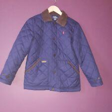Polo Ralph Lauren  Bomber Jacket children NAVY.size M(10_12)