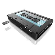 RELOOP TAPE2 - Retro Portable Rechargeable Mixtape recorder SD 24bit MP3 USB WAV