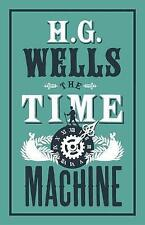 The Time Machine (Alma Classics Evergreens), Good Condition Book, H.G. Wells, IS