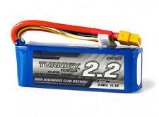 Turnigy 2200mAh 3S 11.1V 35C 70C Lipo Battery Pack w/XT60 Plug Plane Car Boat