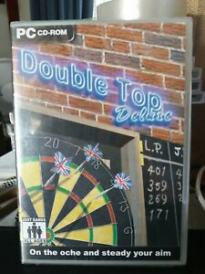 Double Top Deluxe Pc CD Rom New Sealed