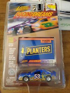 1999 Johnny Lightning Racing Dreams Planters Snacks
