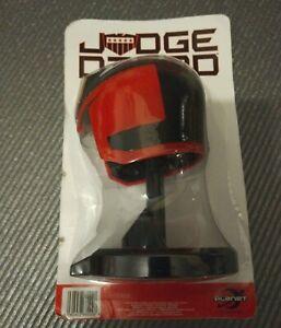 ** 2000 AD: Judge Dredd ** Replica model Helmet - Planet Replicas (NEW)