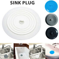 15cm Silicone Drain Cover Kitchen Water Stopper Plug Sink Bathtub Leakage-proof