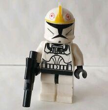 Genuine Lego Star Wars Clonetrooper Pilot - Legs Glued - Used