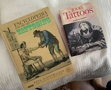 Tattoo Book Encyclopedia For The Art And History Of Tattooing Henk Schiffmacher