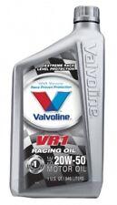 20W50 SAE Valvoline VR1 Racing Motor Öl Rennsport