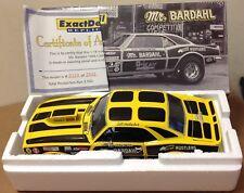 Lane Exact Detail Mr Bardahl 1968 Camaro Drag Car 427 1/18 COA LE 0323 of 2502