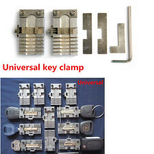 Key Clamping Fixture Parts Copy Duplicating Cutting Machine Keys Locksmith Tool