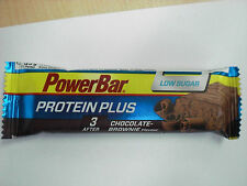 Powerbar Protein Plus Chocolat-Brownie  15 x 35g Riegel