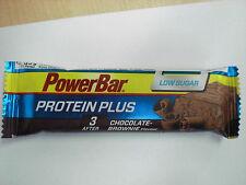 Powerbar Protein Plus Chocolat-Brownie  15 x 35g Riegel