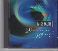 (GA618) Mike Faure, Voice Of The Wind - 1989 CD