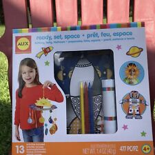 Alex Toys- ready, set, space 13 activities-ages 4+