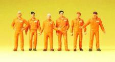 Preiser 68212 Monteure (orange) 1 50 Figuren
