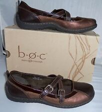 BOC by Born Concept Women's Anya Bronze Shoes 41 EU /9.5 US NEW !