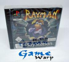 Rayman (PS1) - PAL - ITA/ ENG/SPA/FRE/GER - NUOVO - NEW - SEALED