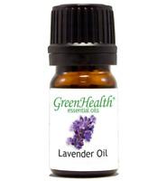 5 ml Lavender Essential Oil Therapeutic Grade by GreenHealth