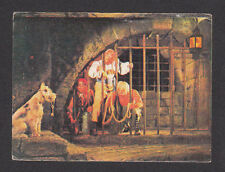 Pirates of the Caribbean Ride Dog 1977 Disneyland Walt Disney Card from Spain
