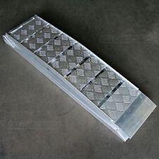 Alu-Auffahrrampe HEAVY DUTY für schwere Motorräder oder ATV, Aluminium