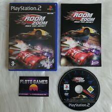 Jeu Room Zoom Race For Impact pour PS2 --- Complet CIB PAL - Floto Games