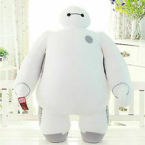 30cm White Big Hero 6 Baymax Robot Plush Soft Stuffed Toy Doll Kid Toy Gift