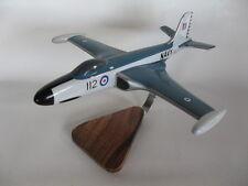 F2H-3 Banshee RCAF Royal Canadian Air Force Airplane Desktop Wood Model