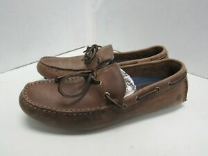 Sperry Top-Sider STS13969 Men's Hamilton Driver 1-Eye Loafer Sz 9.5  X789