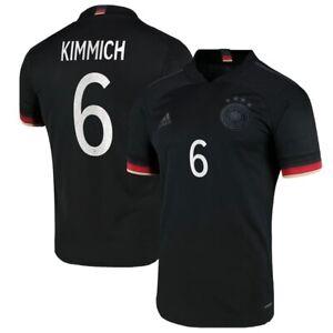 DFB Auswärtstrikot mit Aufdruck Kimmich 6 Größe L Neu