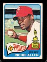 1965 TOPPS #460 DICK ALLEN VGEX PHILLIES *XR28154