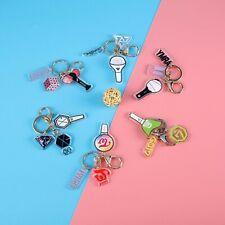 K-POP BTS BLACKPINK EXO TWICE SEVENTEEN GOT7 Acrylic Keychain Keyring