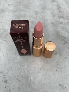 Charlotte Tilbury K.I.S.S.I.N.G Lipstick In VALENTINE LIMITED EDITION.