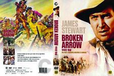 Broken Arrow (1950) - Delmer Daves, James Stewart, Jeff Chandler  DVD NEW