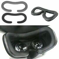 Leder Face Abdeckung Cover Augenmaske Pad Ersatzteil für Oculus Rift S VR Brille