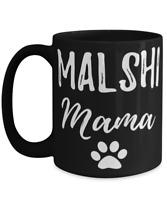 Malshi Mama Coffee Mug for Malshi Dog Mom