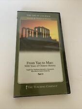 From Yao to Mao 5000 Years of Chinese History DVD Set Book Part 2