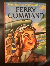 1943 SPARKY AMES MARY MASON FERRY COMMAND WWII Fighters for Freedom NICE DJ!