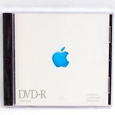 Genuine Apple 4.7GB DVD-R Blank DVD Disc *NEW & SEALED*