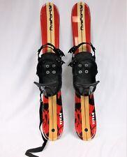 SKIBOARD PACKAGE, 540, 90cm, Titan, SnowBlades W/ 540 QUICK RELEASE  Bindings