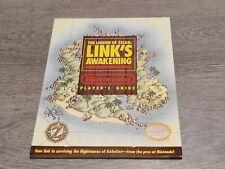 The Legend of Zelda: Link´s Awakening Nintendo Official Guide Gameboy