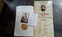Cofanetto 4 LP Chopin - Tresors Della Musique/Condizioni