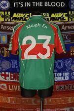 4/5 Mayo GAA adults L #23 gaelic football shirt jersey trikot