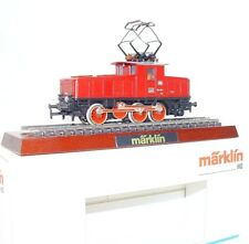 Marklin AC HO German DB BR-163 AEG BERLIN Special Locomotive + DISPLAY PLINTH MB