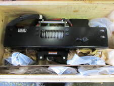Warn Winch for Civilian HMMWV Winch and Mounting Kit 12 volt New 68435