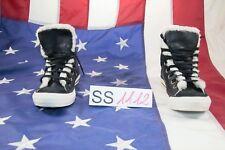 Zapatos Converse All-Star (Cod. SS1112) usado N. 37 Alto Zapatos ante Negro