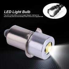 6-24V 5W Faretto Torcia Lampadina LED Ricambio Per Torcia Luce P13.5S Torch Bulb