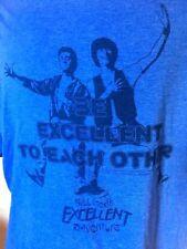 Bill Teds Excellent Adventure T-Shirt 3XL October 2015 Loot Crate Exclusive